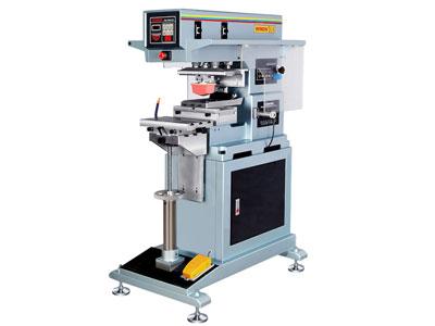 160行程单色移印机